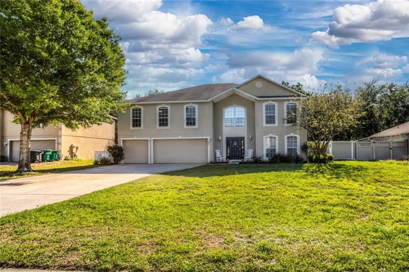 805 DEER GLEN COURT, Fruitland Park, FL 34731 - #: G5040348