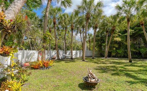Tiny photo for 160 GARDEN LANE, SARASOTA, FL 34242 (MLS # A4495349)