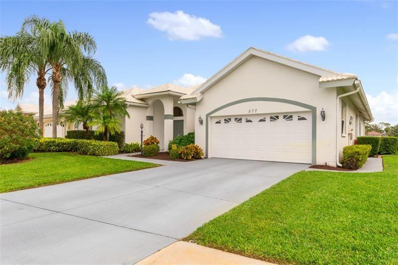 Photo of 577 KHYBER LANE, VENICE, FL 34293 (MLS # A4455349)