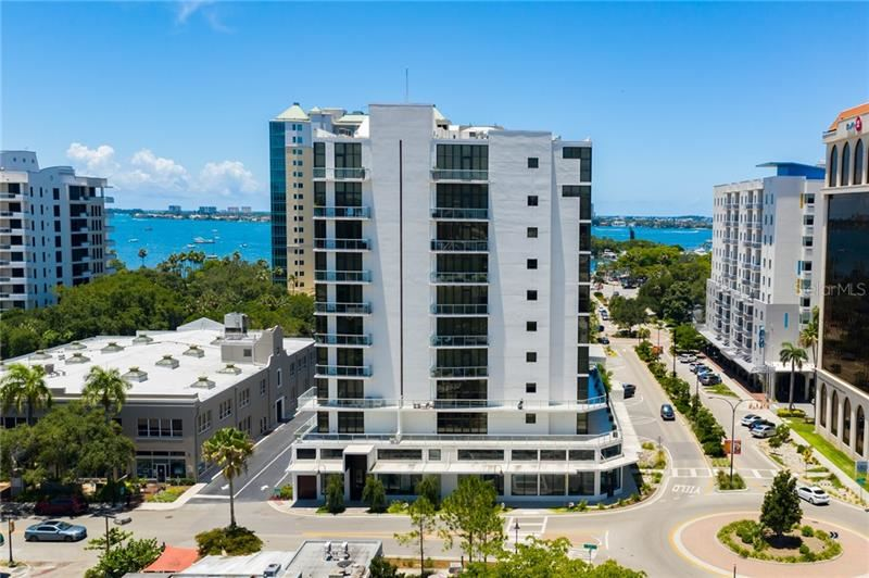Photo of 300 S PINEAPPLE AVENUE #601, SARASOTA, FL 34236 (MLS # A4470350)