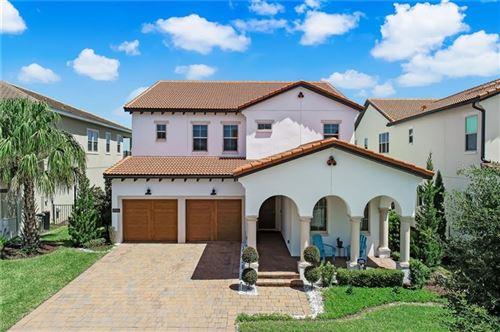 Photo of 15763 SHOREBIRD LANE, WINTER GARDEN, FL 34787 (MLS # O5882351)