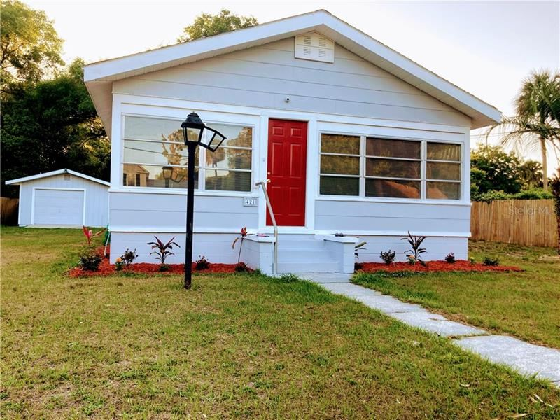 421 N THORPE AVENUE, Orange City, FL 32763 - #: O5935351