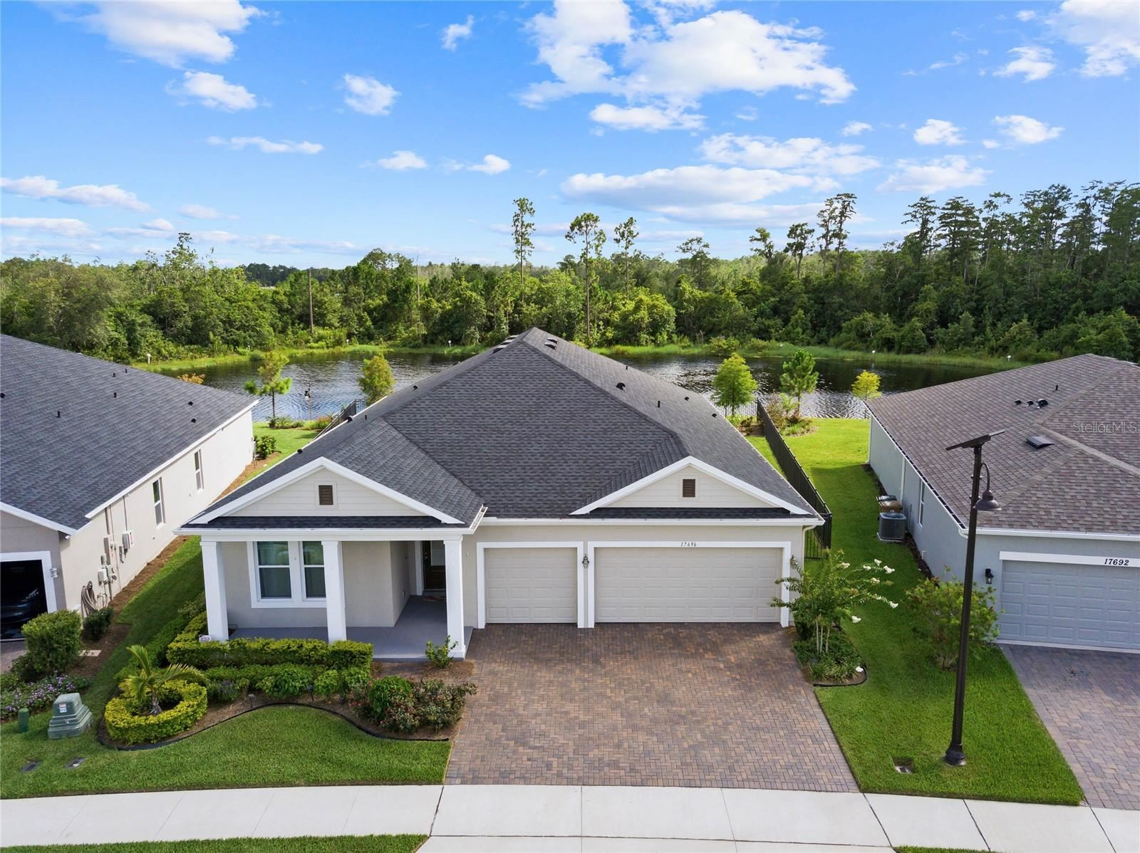 17696 PASSIONFLOWER CIRCLE, Clermont, FL 34714 - #: G5044352