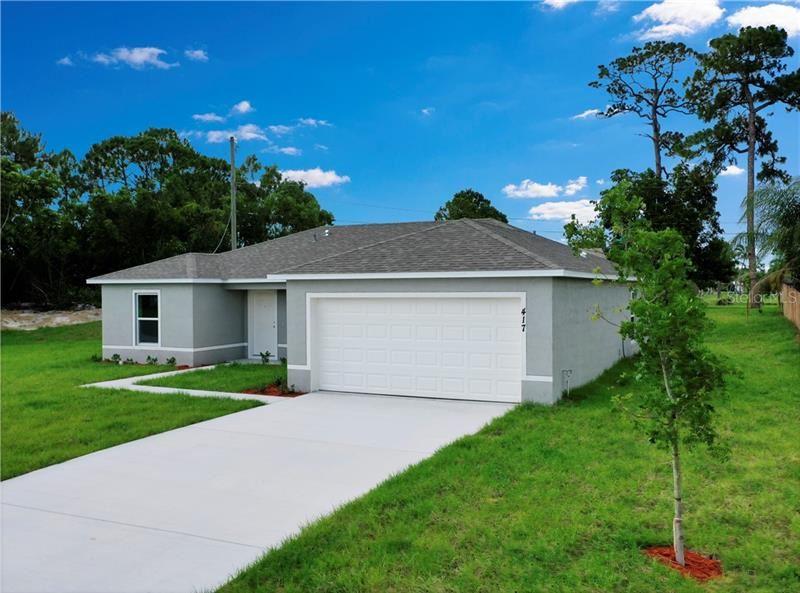 Photo of 1352 RICHMAR STREET, NORTH PORT, FL 34288 (MLS # T3266352)