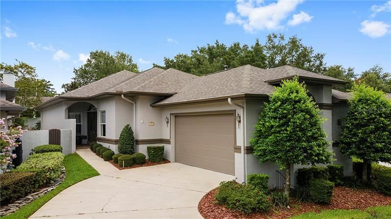 2021 SE TWIN BRIDGE CIRCLE, Ocala, FL 34471 - #: OM606353