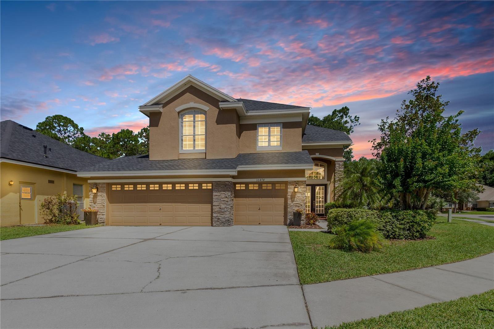 10474 GREENDALE DRIVE, Tampa, FL 33626 - MLS#: T3311353