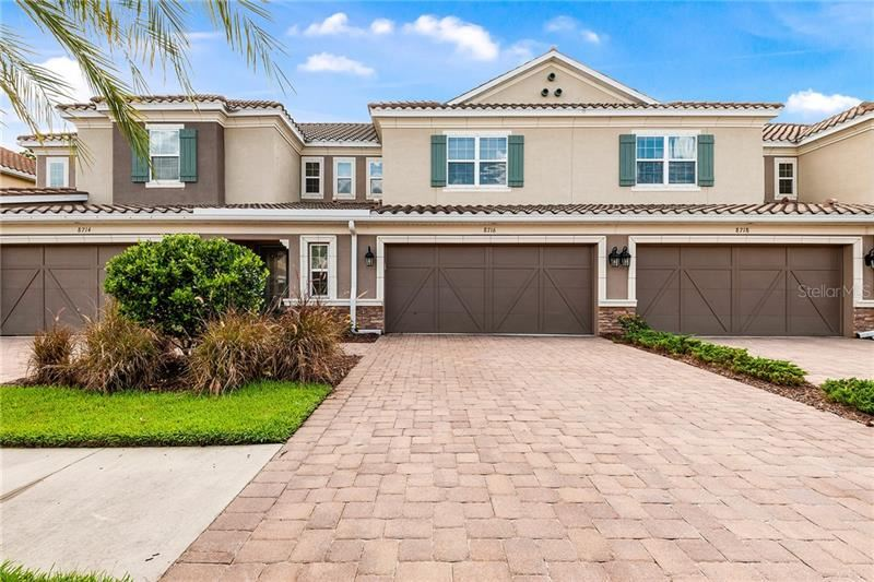 8716 TERRACINA LAKE DRIVE, Tampa, FL 33625 - MLS#: U8097353