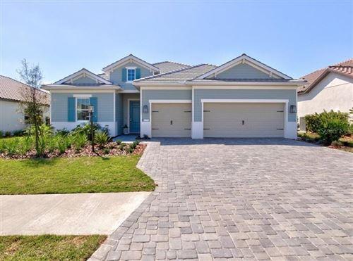 Photo of 13204 DEEP BLUE PLACE, BRADENTON, FL 34211 (MLS # A4492354)