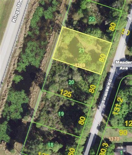 Photo of 3353 SWANEE ROAD, PORT CHARLOTTE, FL 33980 (MLS # C7449354)
