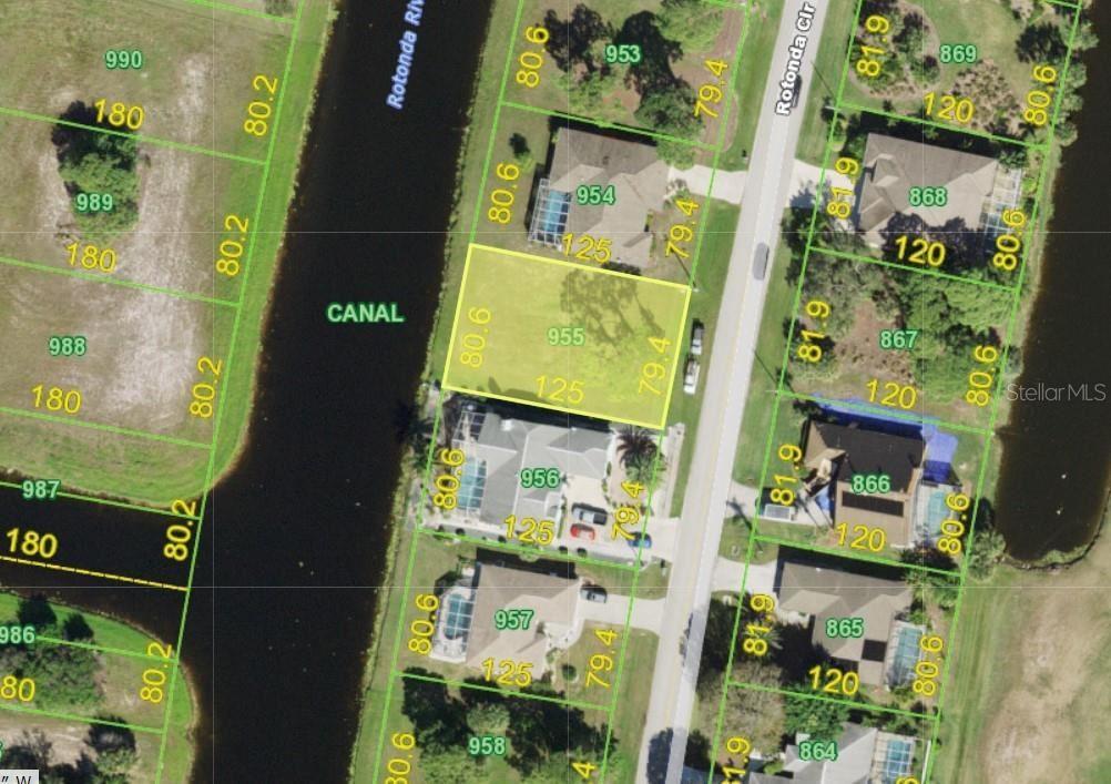 Photo of 231 ROTONDA CIRCLE, ROTONDA WEST, FL 33947 (MLS # D6120354)