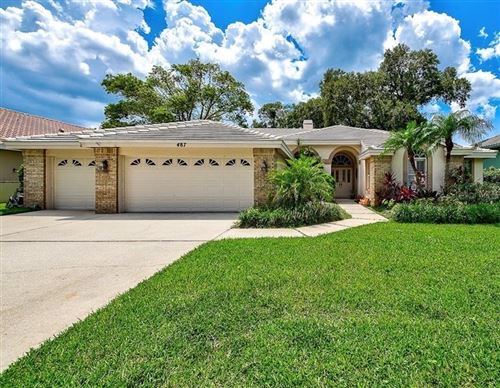 Photo of 487 OLD OAK CIRCLE, PALM HARBOR, FL 34683 (MLS # T3254355)