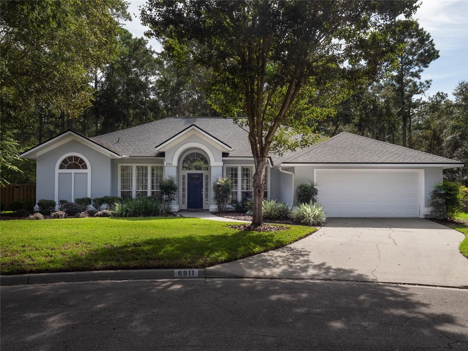 6911 NW 47TH TERRACE, Gainesville, FL 32653 - #: GC500355