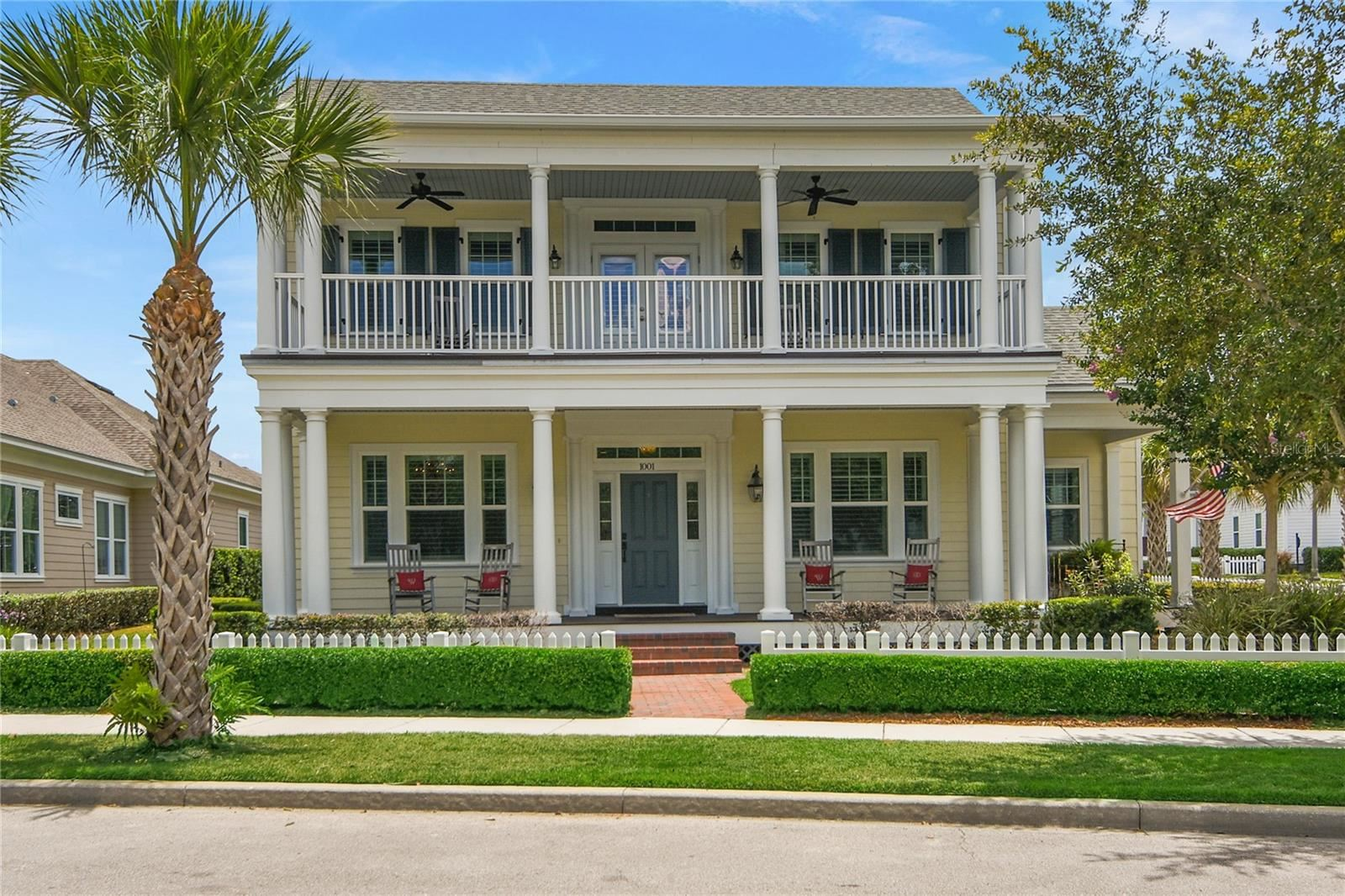 1001 PAWLEY WAY, Winter Garden, FL 34787 - #: O5948355