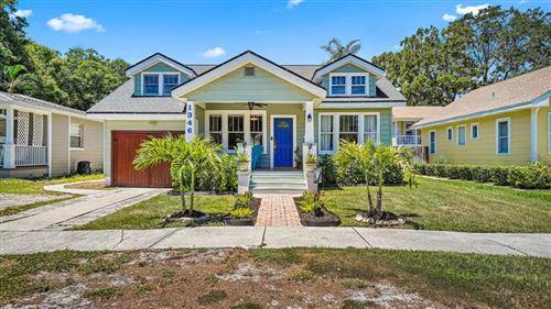 Photo of 1346 14TH STREET N, ST PETERSBURG, FL 33705 (MLS # U8122356)
