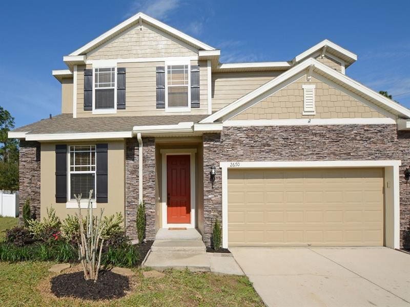 2670 LIMERICK CIRCLE, Grand Island, FL 32735 - MLS#: G5038356