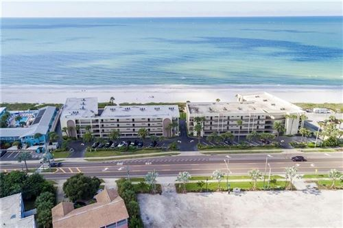 Photo of 3500 GULF BOULEVARD #203, BELLEAIR BEACH, FL 33786 (MLS # U8077357)