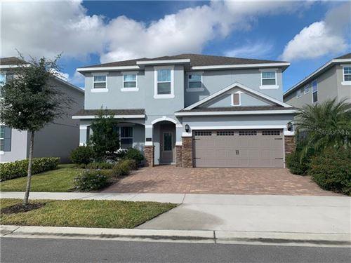 Photo of 7456 MARKER AVENUE, KISSIMMEE, FL 34747 (MLS # O5910358)