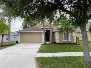 Photo of 19306 GARDEN QUILT CIRCLE, LUTZ, FL 33558 (MLS # U8123358)