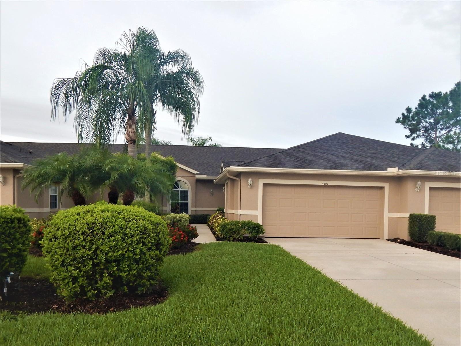 4996 MAHOGANY RUN AVENUE, Sarasota, FL 34241 - #: A4504358