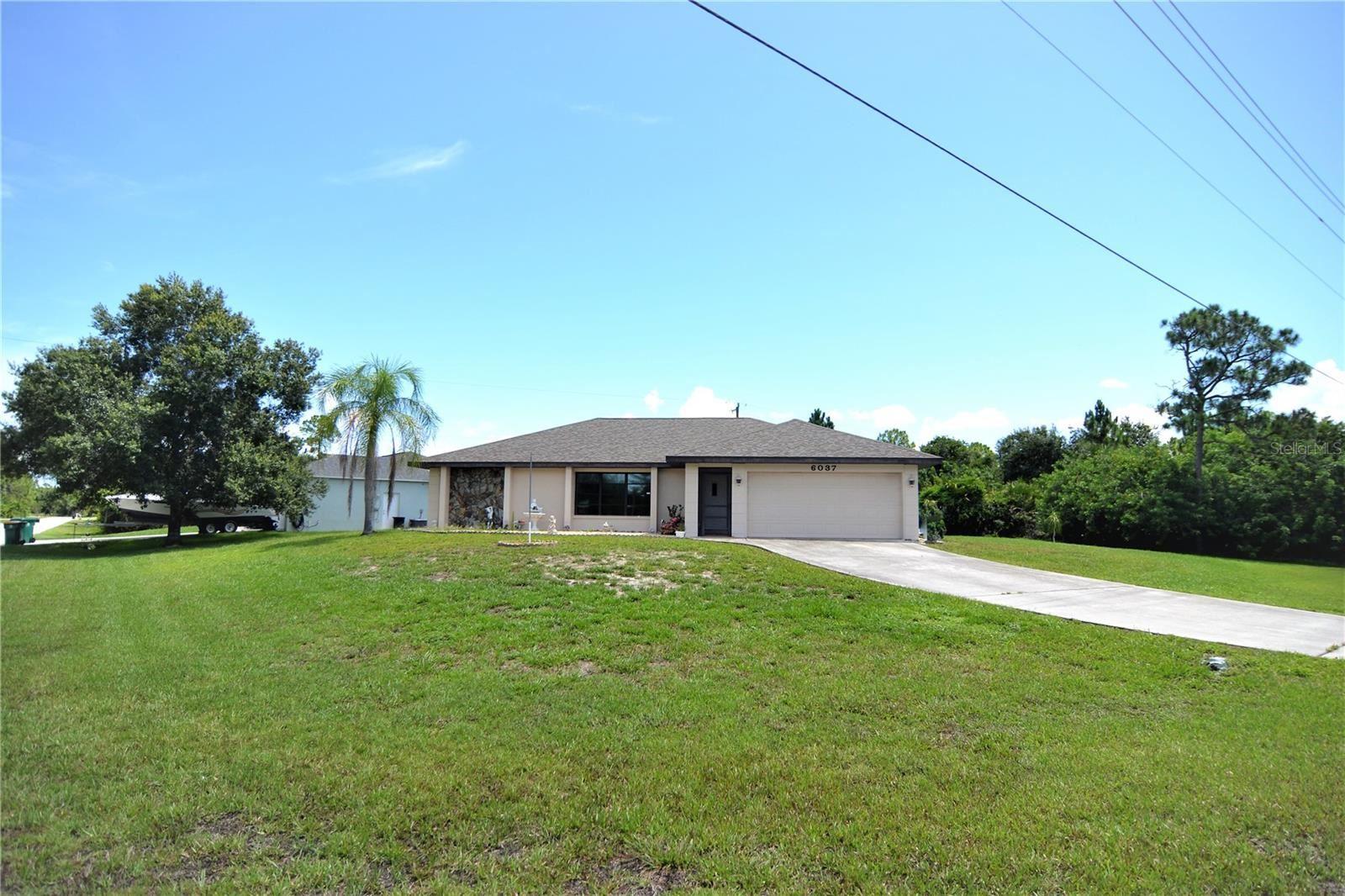 6037 DAVID BOULEVARD, Port Charlotte, FL 33981 - #: C7446358
