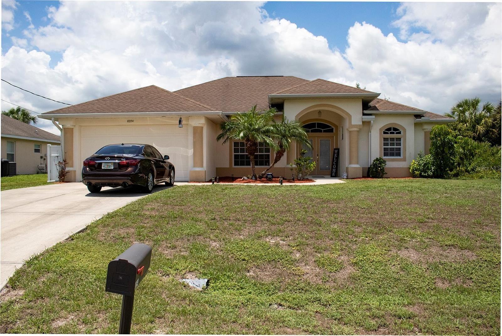 8054 LOXLEY AVENUE, North Port, FL 34291 - #: D6119358