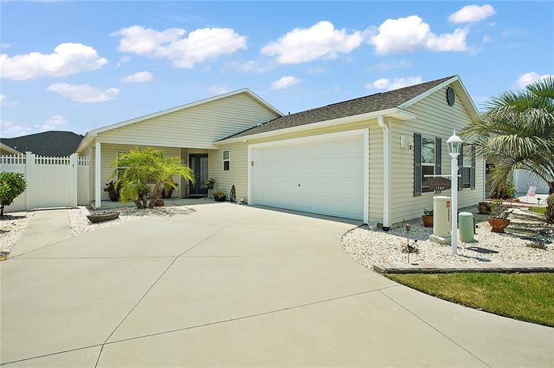 1242 TAMBOURINE TERRACE, The Villages, FL 32163 - #: G5029358