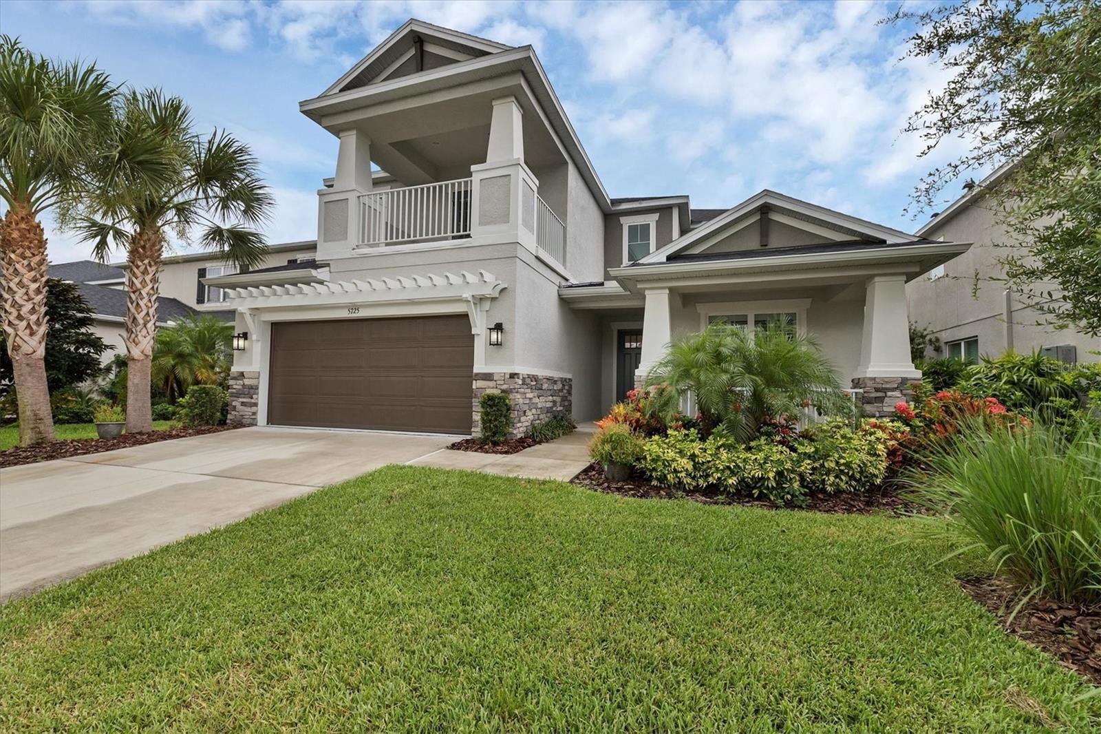 Photo of 5725 WILD SAGE CIRCLE, SARASOTA, FL 34238 (MLS # T3321358)