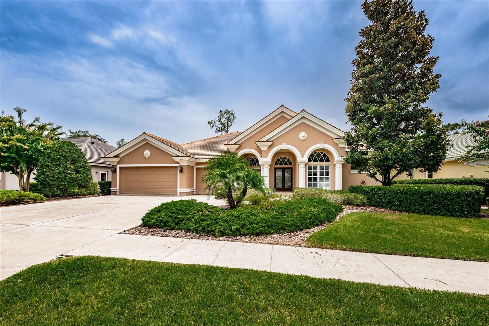 2890 GREY OAKS BOULEVARD, Tarpon Springs, FL 34688 - #: W7836359