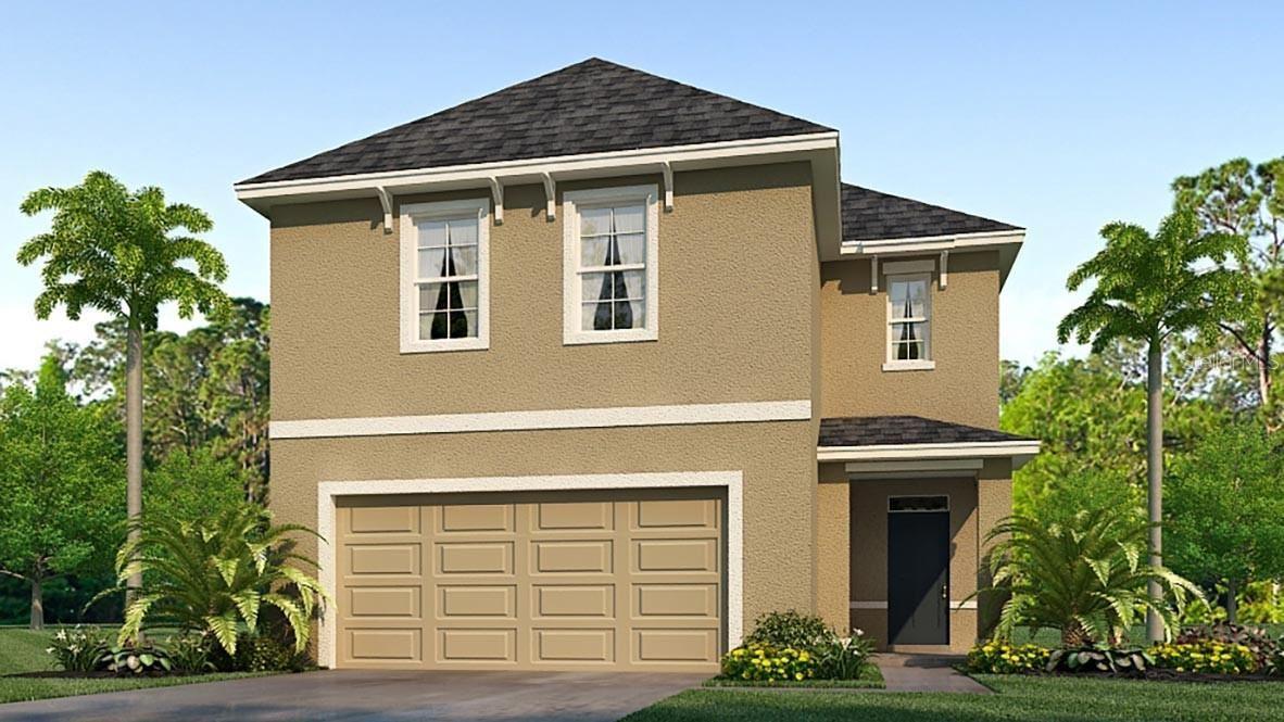 16926 TRITE BEND STREET, Wimauma, FL 33598 - #: T3321360