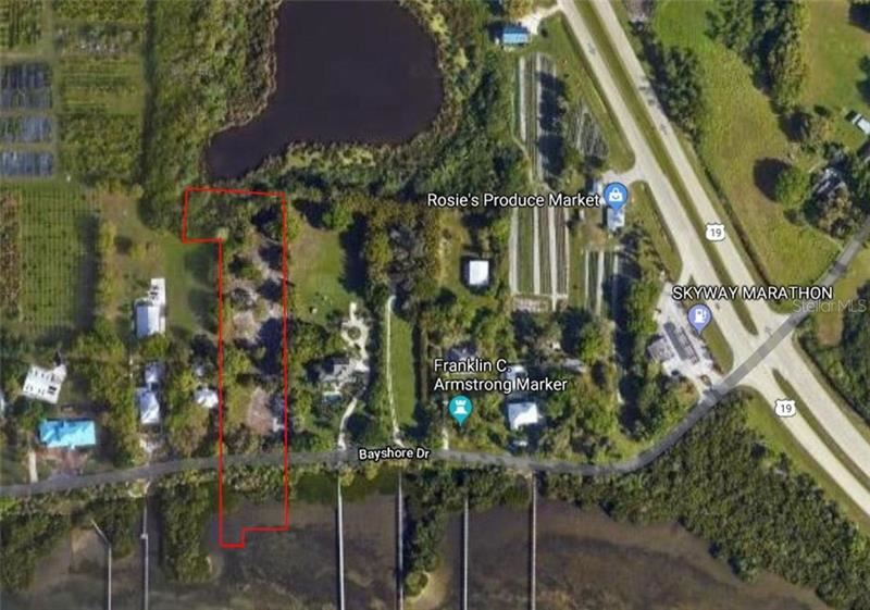 Photo of 460 BAYSHORE DRIVE, TERRA CEIA, FL 34250 (MLS # A4456361)