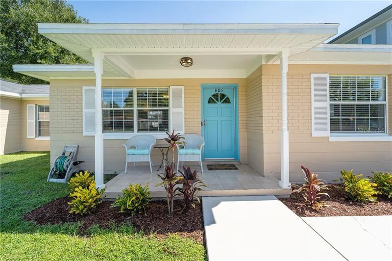 805 N BRADFORD AVENUE, Tampa, FL 33609 - #: T3269361