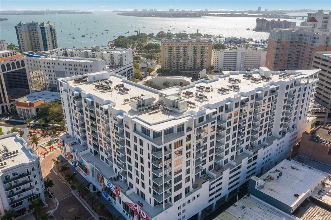 111 S PINEAPPLE AVENUE #802, Sarasota, FL 34236 - #: A4463362