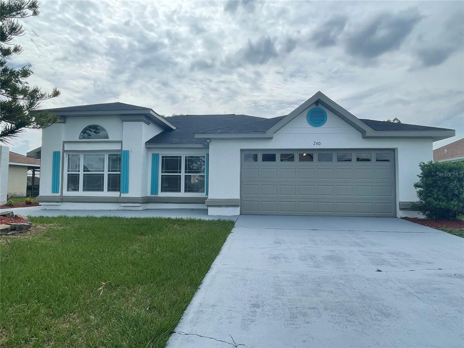 Photo of 240 SATINWOOD CIRCLE, KISSIMMEE, FL 34743 (MLS # S5052362)