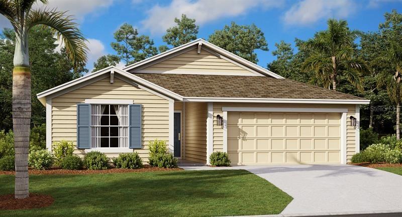 452 N ANDREA CIRCLE, Haines City, FL 33844 - #: T3272362