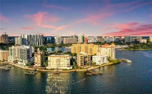 Photo of 350 GOLDEN GATE POINT #23, SARASOTA, FL 34236 (MLS # A4449363)