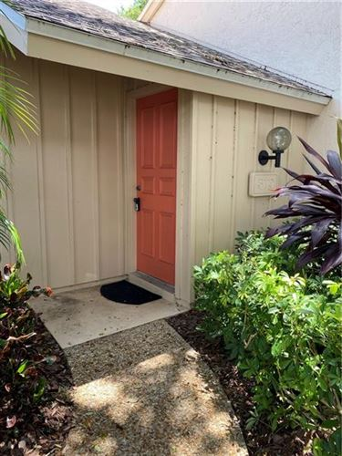 Photo of 3119 LONGMEADOW #6, SARASOTA, FL 34235 (MLS # A4476364)