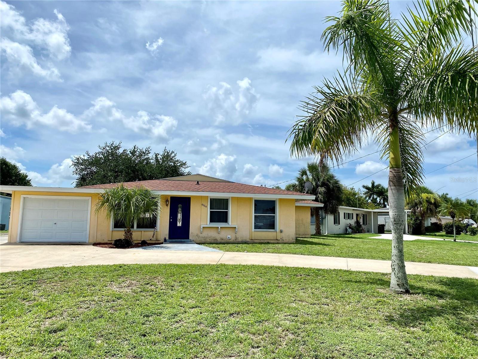 4064 HARBOR BOULEVARD, Port Charlotte, FL 33952 - #: C7445364
