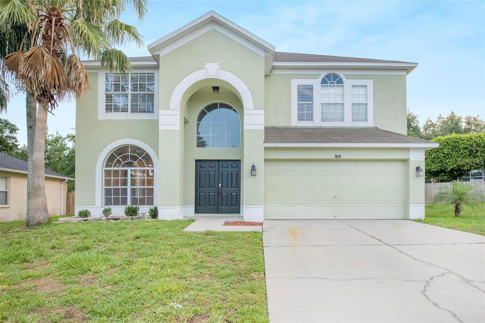 1041 GRAND CANYON DRIVE, Valrico, FL 33594 - MLS#: O5951364