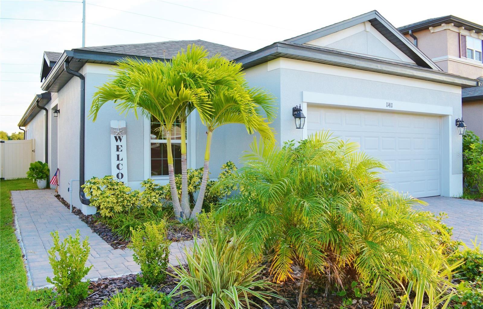 11411 GREEN HARVEST DRIVE, Riverview, FL 33578 - #: T3332364