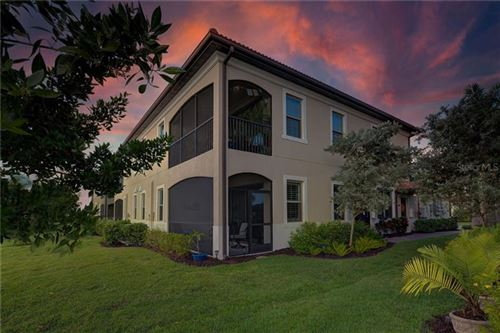Photo of 106 PORTA VECCHIO BEND #101, NORTH VENICE, FL 34275 (MLS # A4482366)