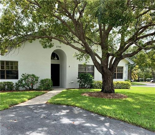 Photo of 2749 COUNTRYSIDE BOULEVARD #8, CLEARWATER, FL 33761 (MLS # T3243366)