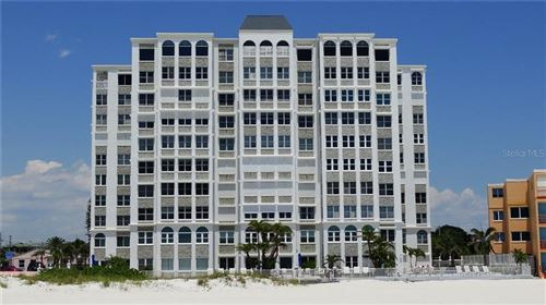 Photo of 4950 GULF BOULEVARD #502, ST PETE BEACH, FL 33706 (MLS # U8081366)