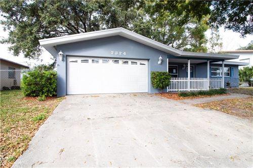 Photo of 2324 SHELLEY STREET, CLEARWATER, FL 33765 (MLS # U8102366)
