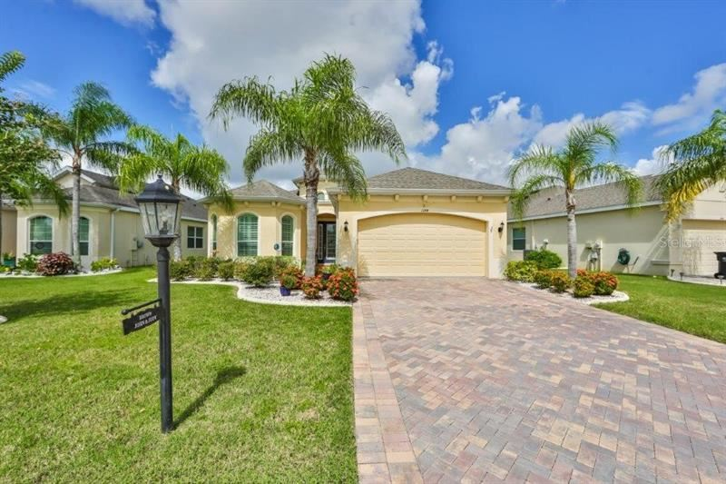 1644 EMERALD DUNES DRIVE, Sun City Center, FL 33573 - #: T3260366