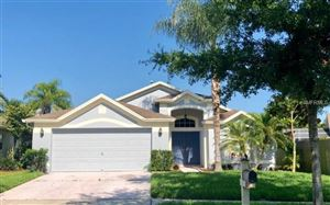 Photo of 3725 LONEWOOD COURT, LAND O LAKES, FL 34638 (MLS # O5784367)