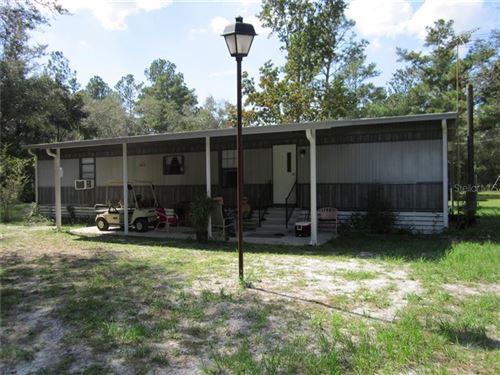 Photo of 16350 NE 140TH COURT, Fort Mccoy, FL 32134 (MLS # OM610367)