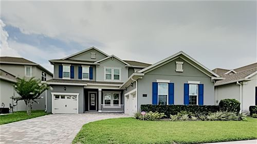 Photo of 7524 TANGERINE KNOLL LOOP, WINTER GARDEN, FL 34787 (MLS # T3314367)