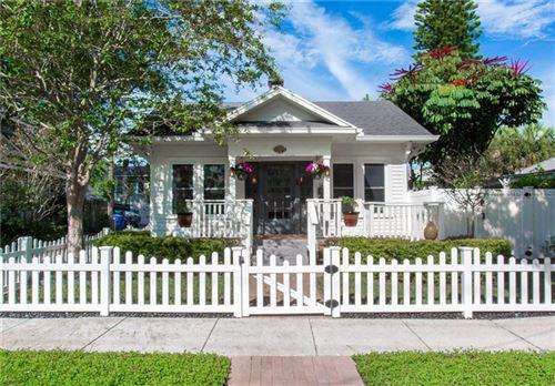 Photo of 1122 2ND STREET N, ST PETERSBURG, FL 33701 (MLS # U8098367)