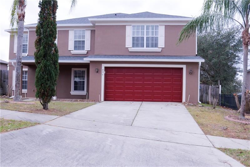 496 SOUTHRIDGE ROAD, Clermont, FL 34711 - #: G5029367