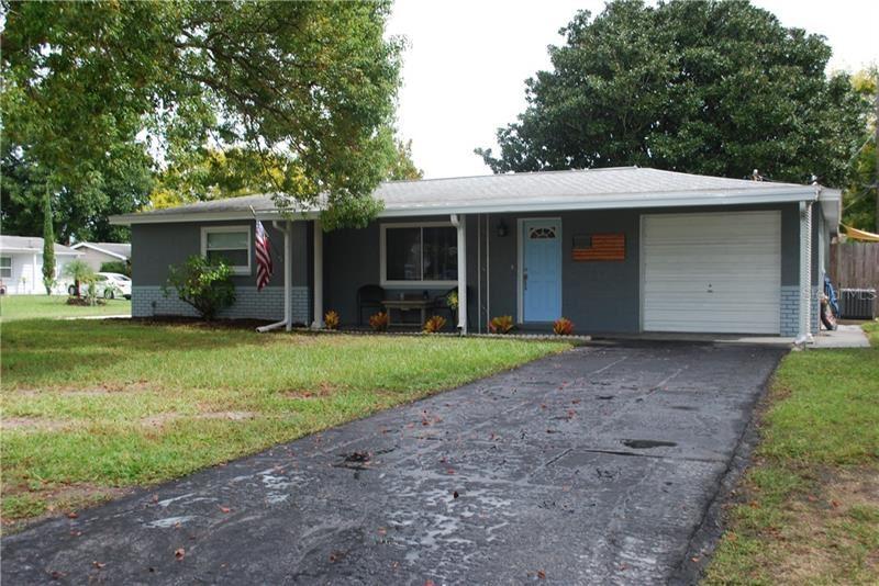 3820 BURDEN STREET, New Port Richey, FL 34652 - MLS#: U8100367